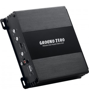 Amplificator Auto Ground Zero Iridium GZIA 2080HPX - Amplificatoare Auto Ground Zero GZIA 2080HPX
